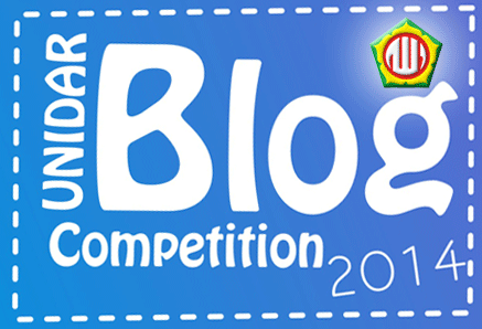 UNIDAR BLOG COMPETITION 2014