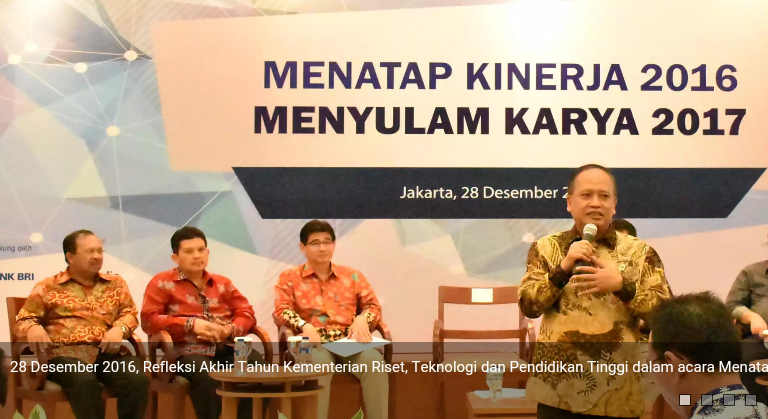 Scopus, ISI-Thomson, dan Predator oleh Prof. Terry Mart