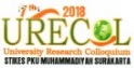 The 7th University Research Colloqium (Urecol)